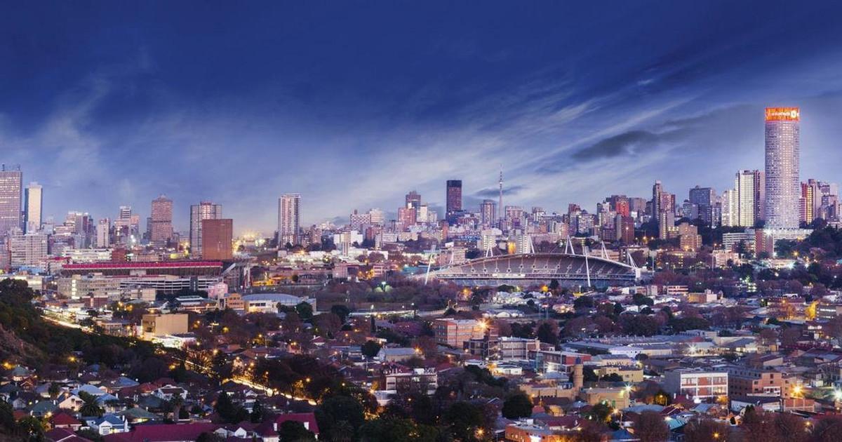 Uhrzeit Johannesburg