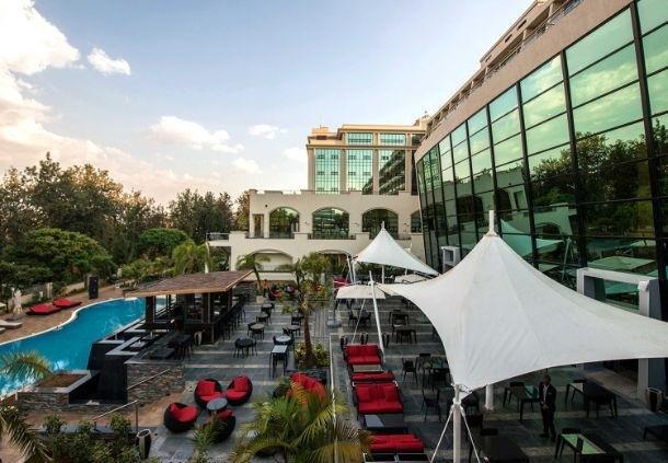 Kigali Marriott Hotel - Kigali Hotels | Rhino Africa