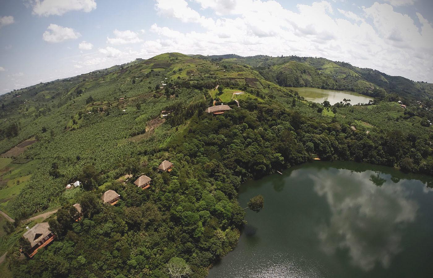 Afbeeldingsresultaat voor papaya lake lodge
