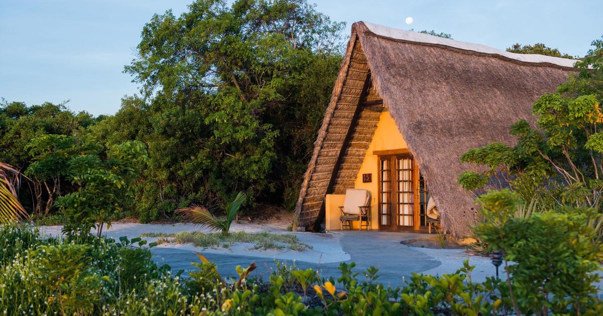 pestana bazaruto lodge mozambique rhino africa rh rhinoafrica com